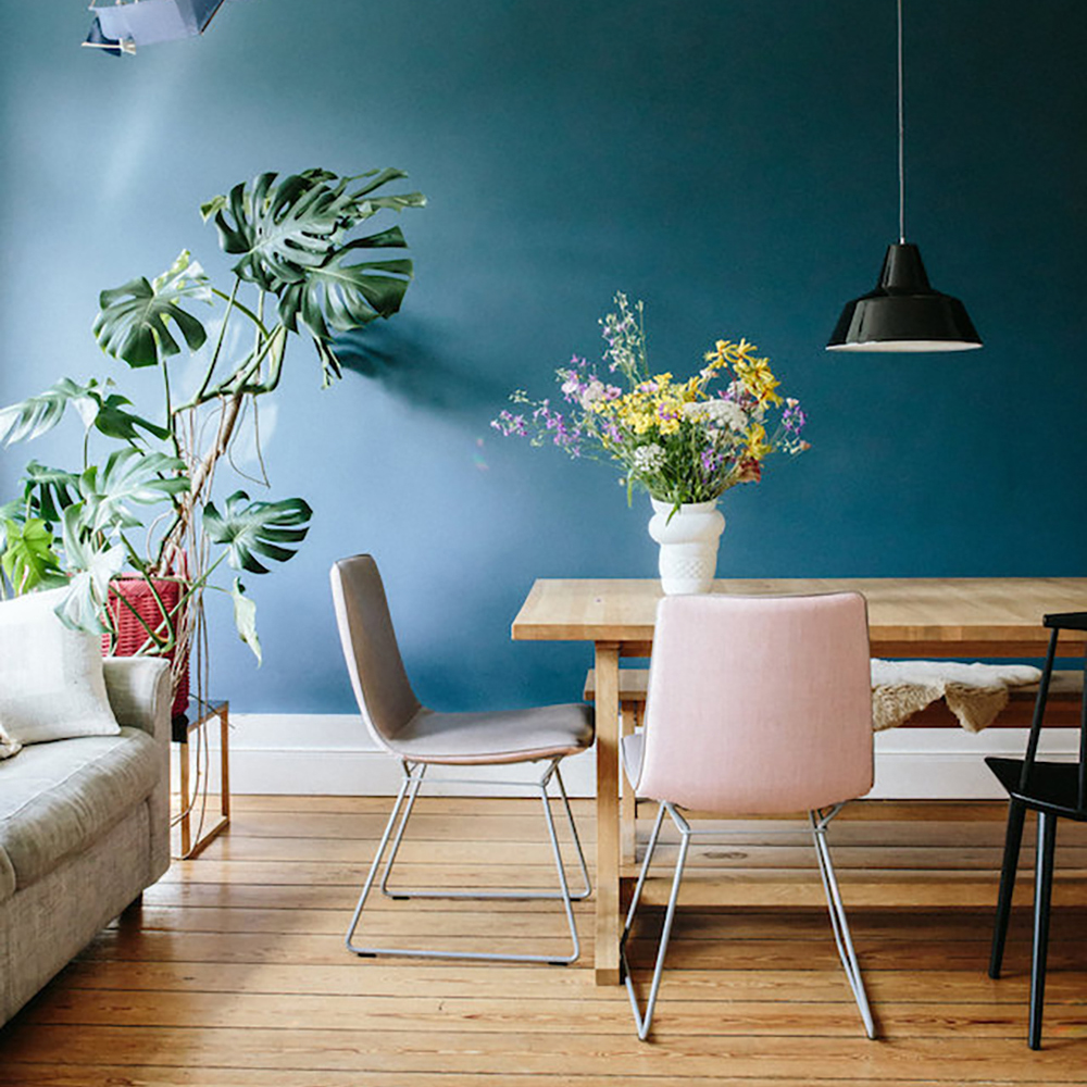 35 Ideas For Blue Wall Colour In Home Decoration Aliz S Wonderland,Blue Painted Ceiling Ideas