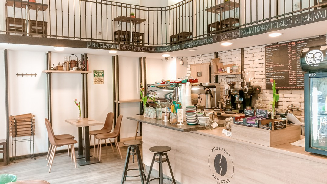 Budapest Baristas - Where to drink the best specialty coffee in Budapest, Hungary? | Aliz's Wonderland