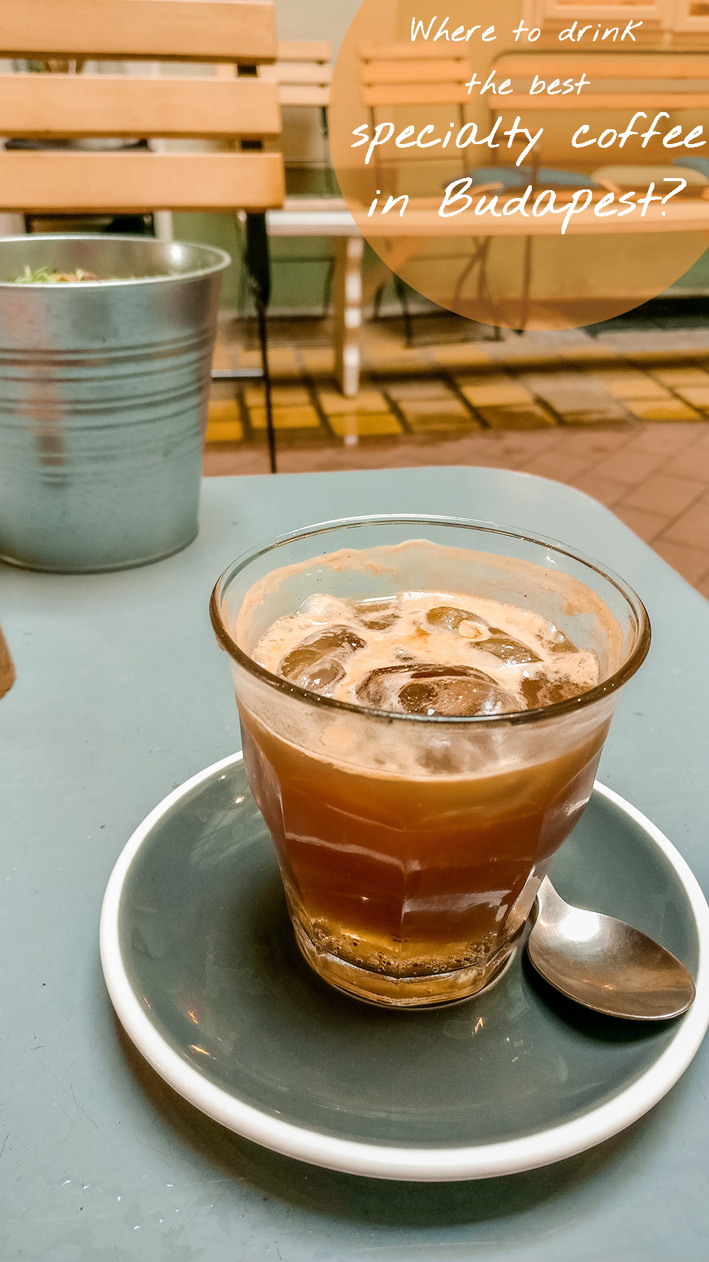 Where to drink the best specialty coffee in Budapest, Hungary? | Aliz's Wonderland