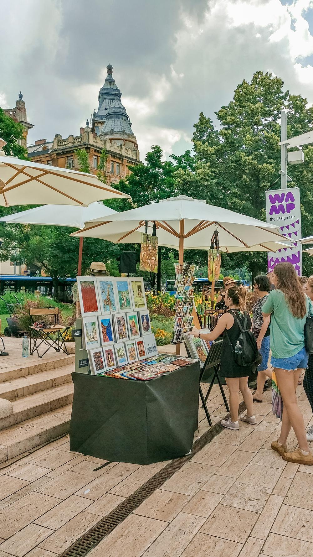 WAMP design fair - Budapest design shop guide to best Hungarian souvenirs | Aliz's Wonderland