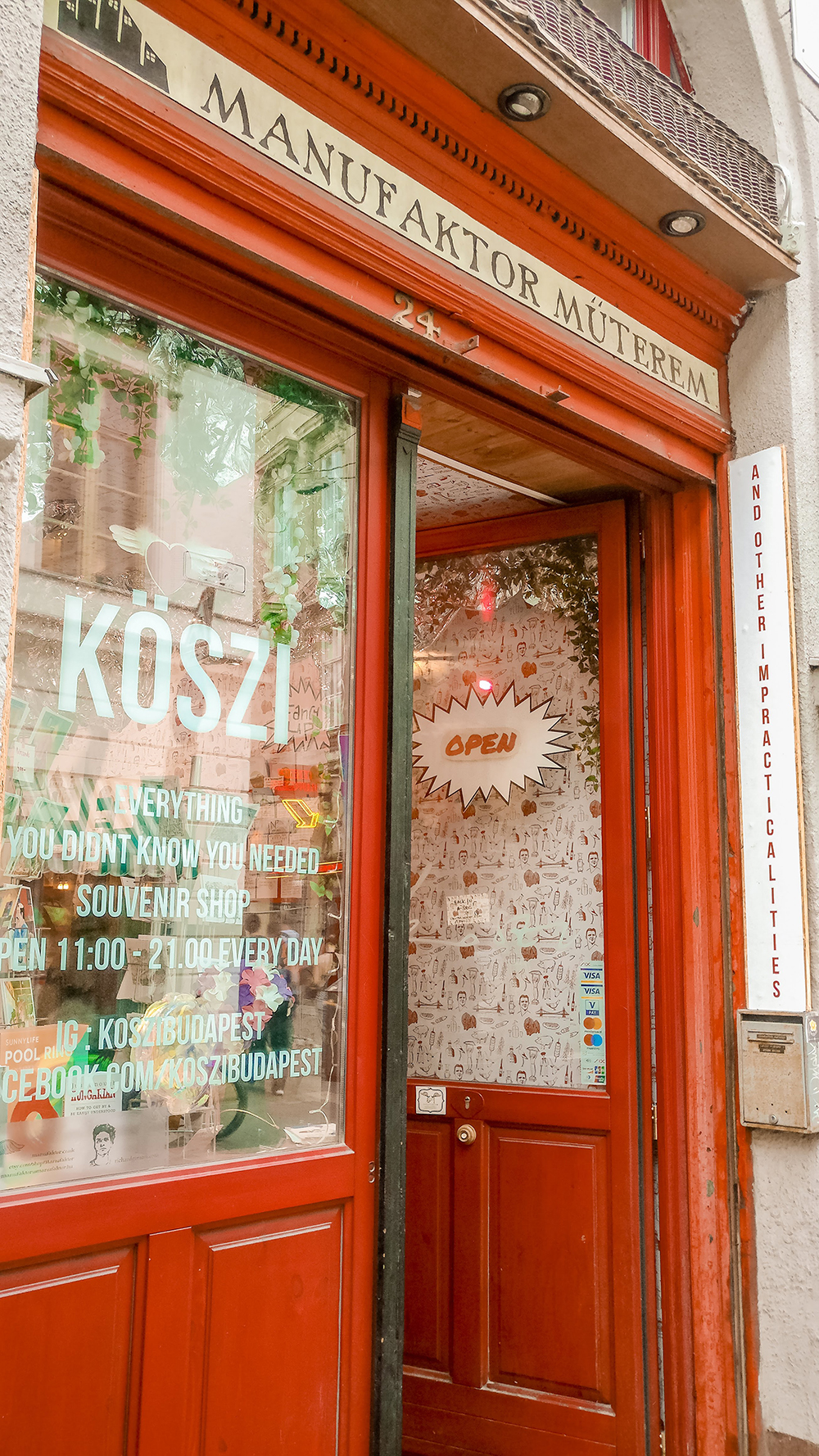 Köszi - Budapest design shop guide to best Hungarian souvenirs | Aliz's Wonderland