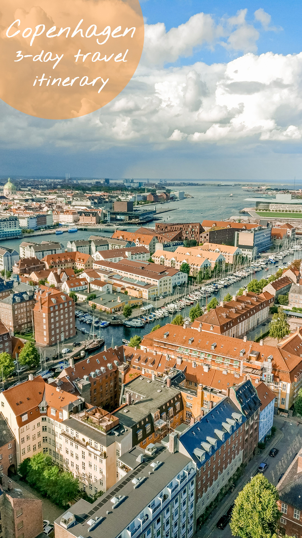 Copenhagen 3-day travel itinerary | Aliz's Wonderland