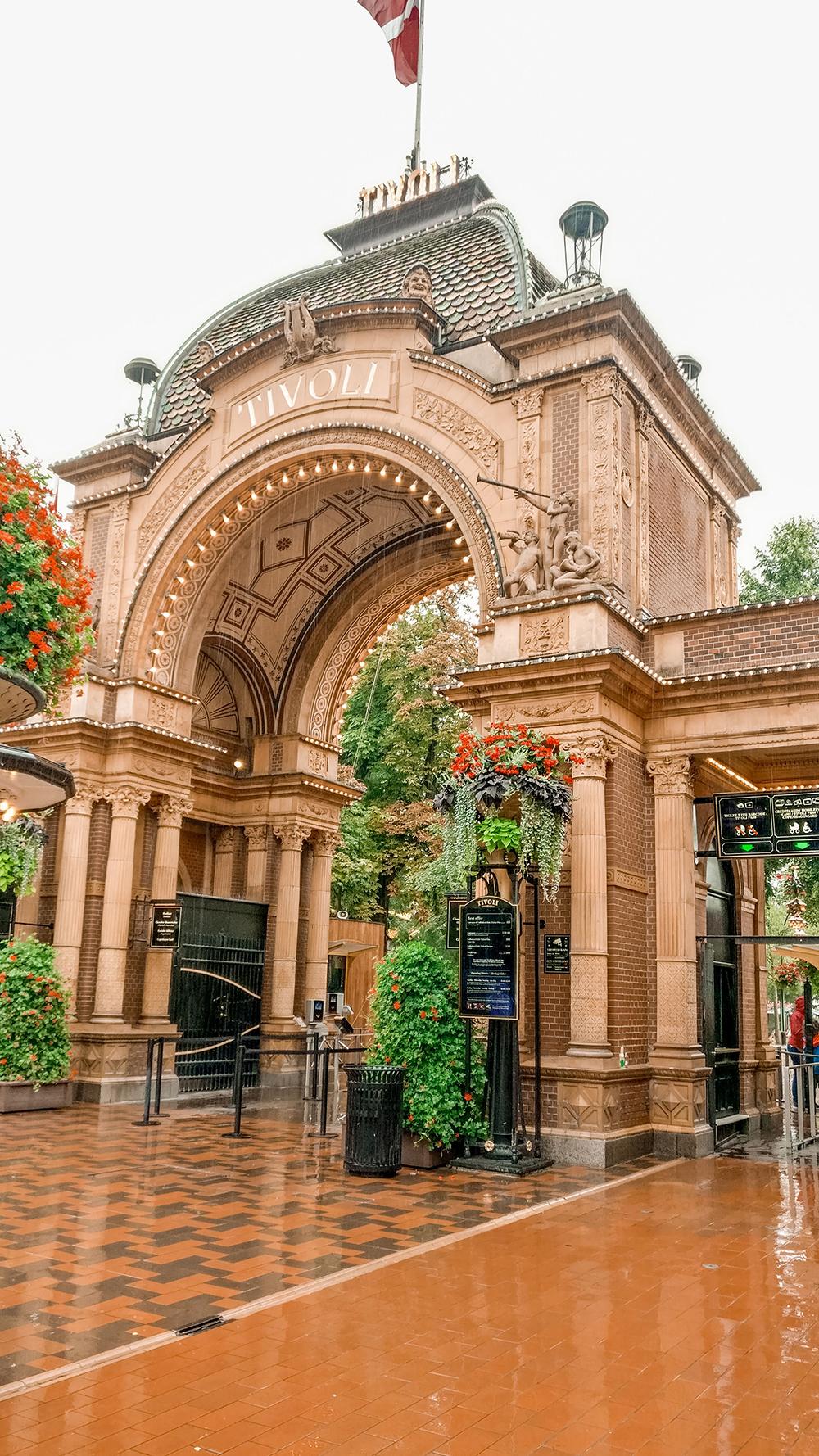 Tivoli Gardens - Copenhagen 3-day travel itinerary | Aliz's Wonderland