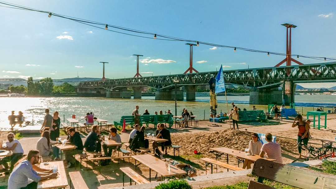 Valyo - closed permanently - Budapest's best outdoor bars along the Danube, a local's picks | Aliz's Wonderland