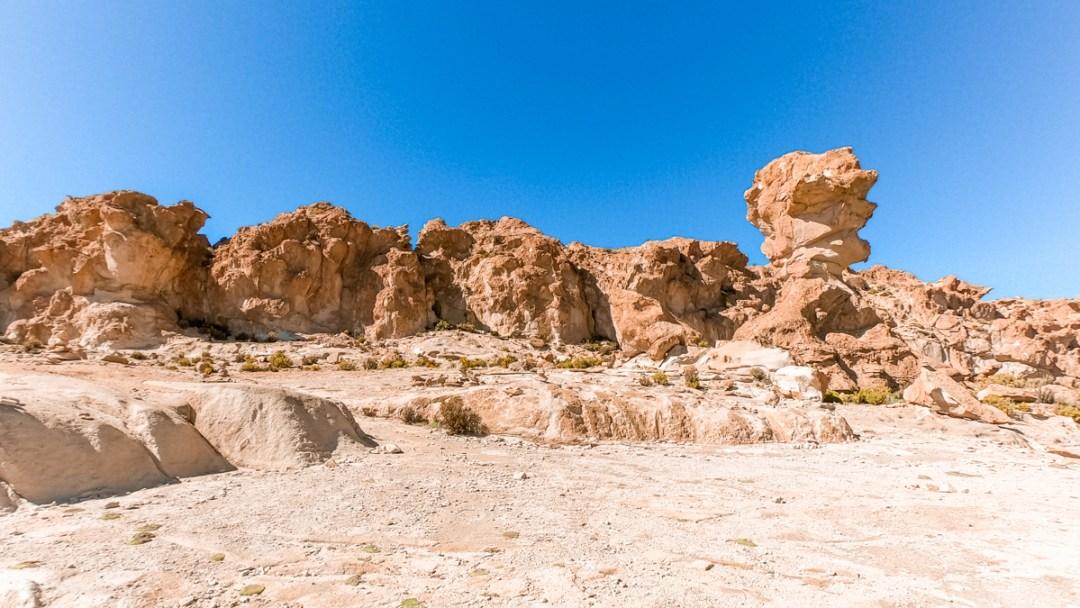 Valle de las Rocas (Valley of rocks) - How to pick the best Uyuni Salt Flats tour to Bolivia? | Aliz's Wonderland