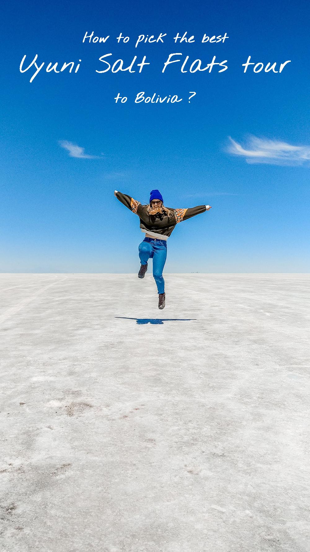 How to pick the best Uyuni Salt Flats tour to Bolivia? | Aliz's Wonderland