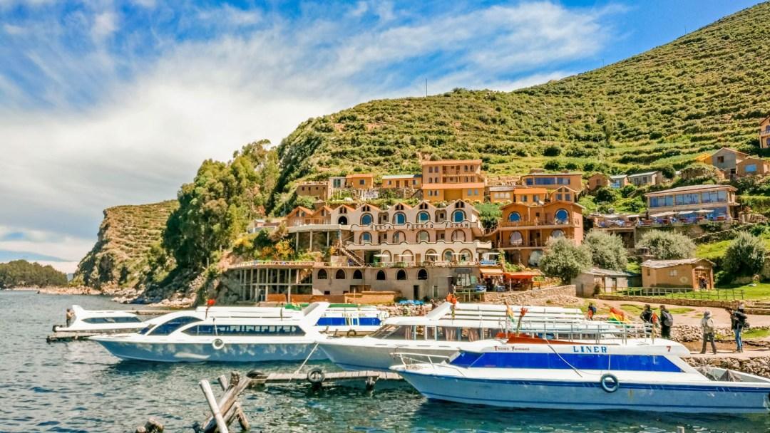 Harbour of Yumani - A day trip to Isla del Sol, Bolivia   Aliz's Wonderland