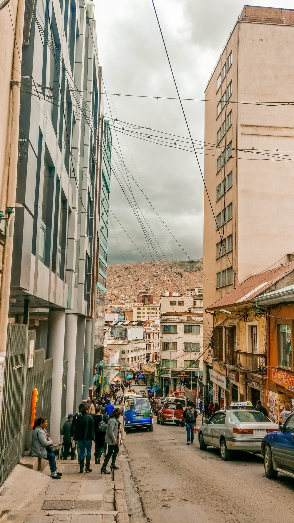 Centre of La Paz - Best places to visit in La Paz, Bolivia | Aliz's Wonderland