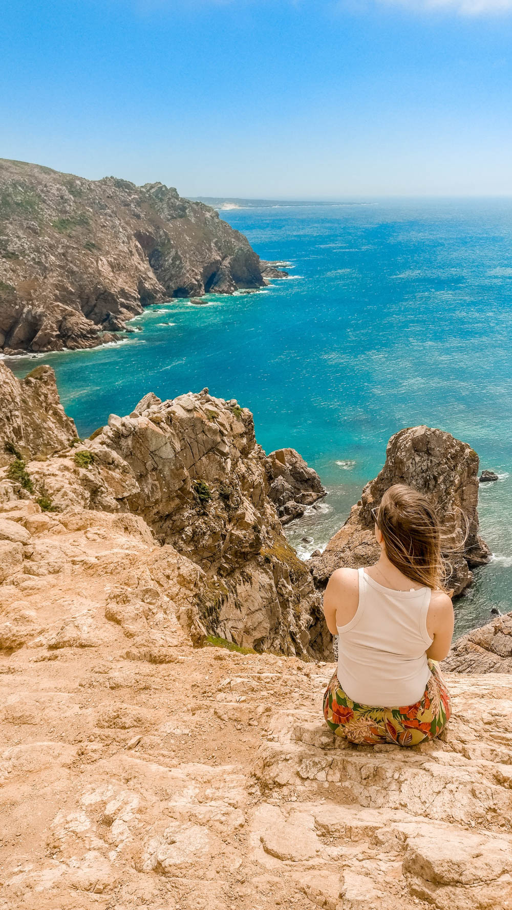 Cabo da Roca - Is a day trip to Cascais enough? - How to spend 3 days in Cascais, Portugal? | Aliz's Wonderland