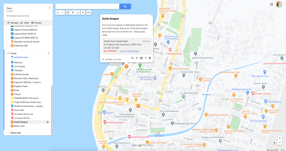 Add your must-visit locations to My Map - How to plan your travel itinerary with Google My Maps? | Aliz's Wonderland
