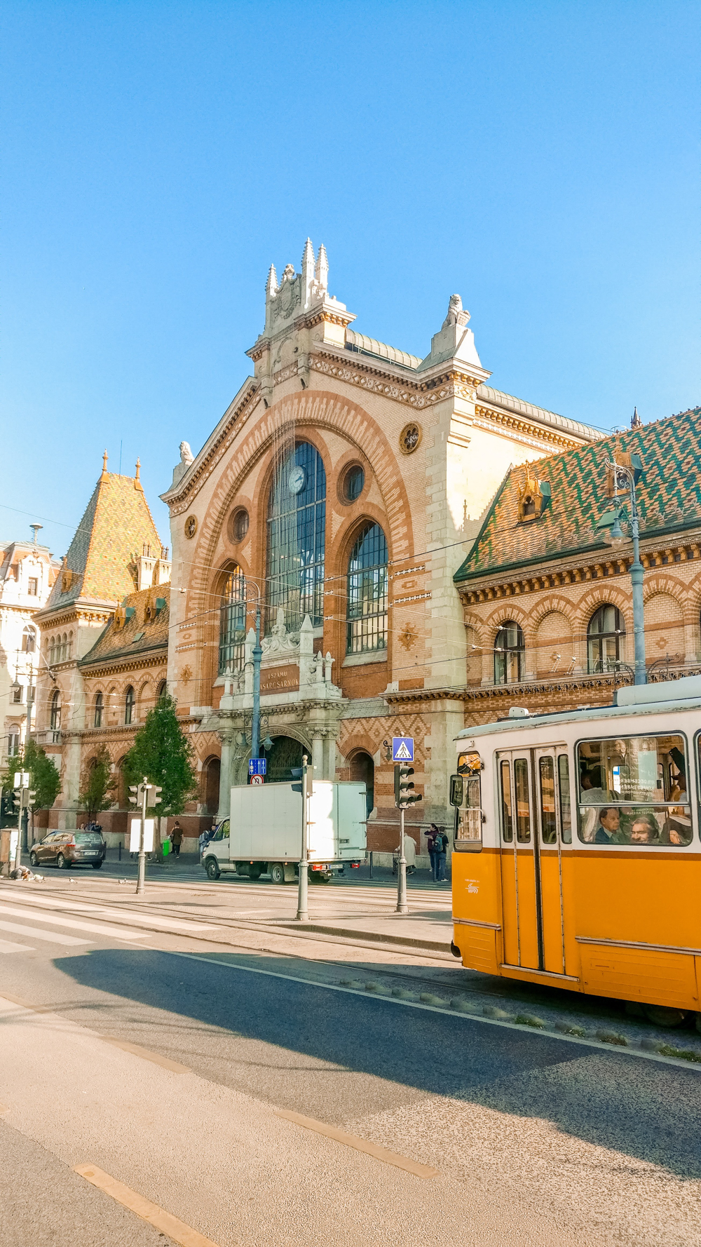 Great Market Hall (Nagy Vásárcsarnok) - How to explore Budapest in 2 days? - a local's travel guide with prices and map | Aliz's Wonderland