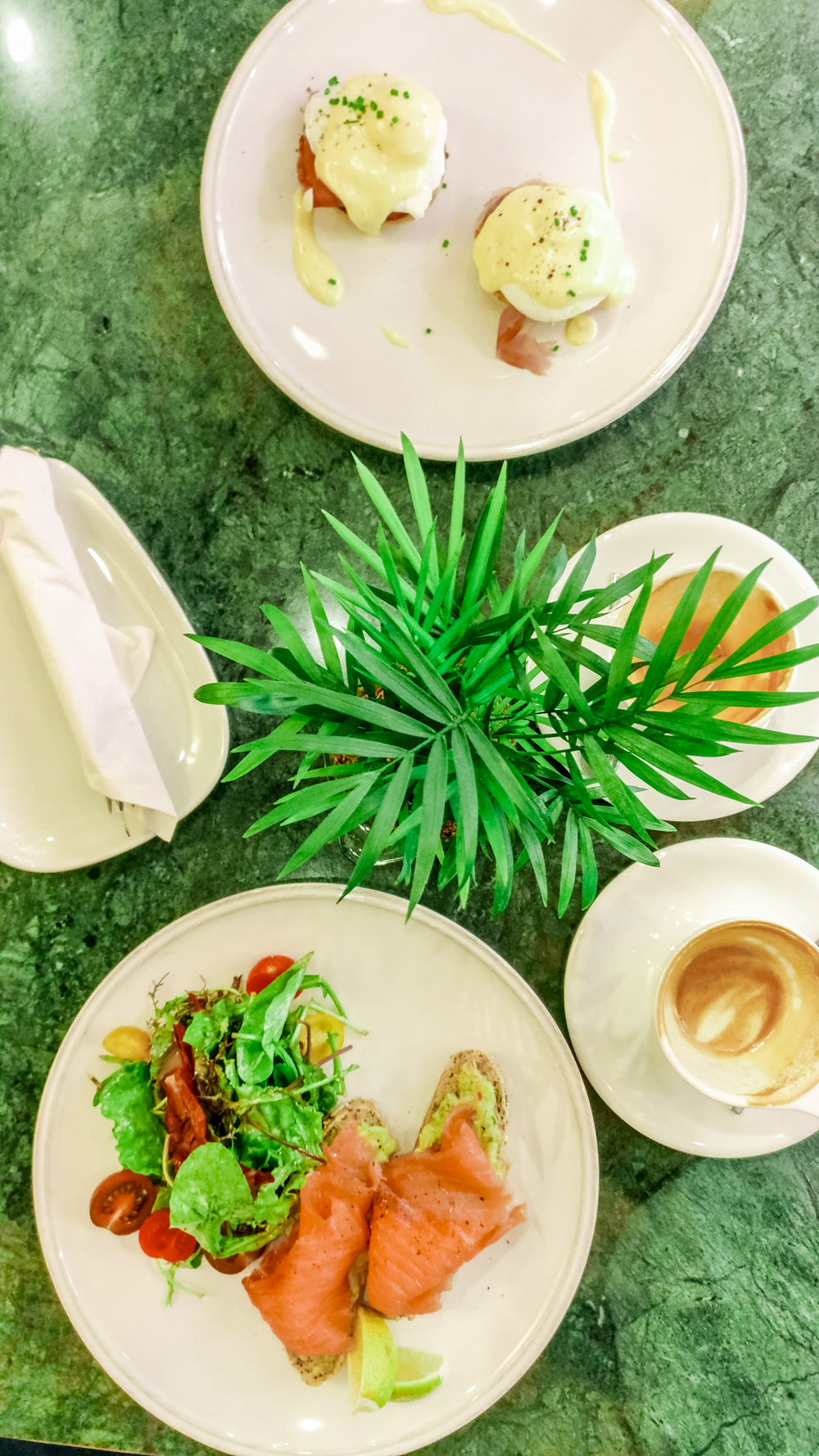 Breakfast at SixLetter Coffee Co. - How to explore Budapest in 2 days? - a local's travel guide with prices and map | Aliz's Wonderland
