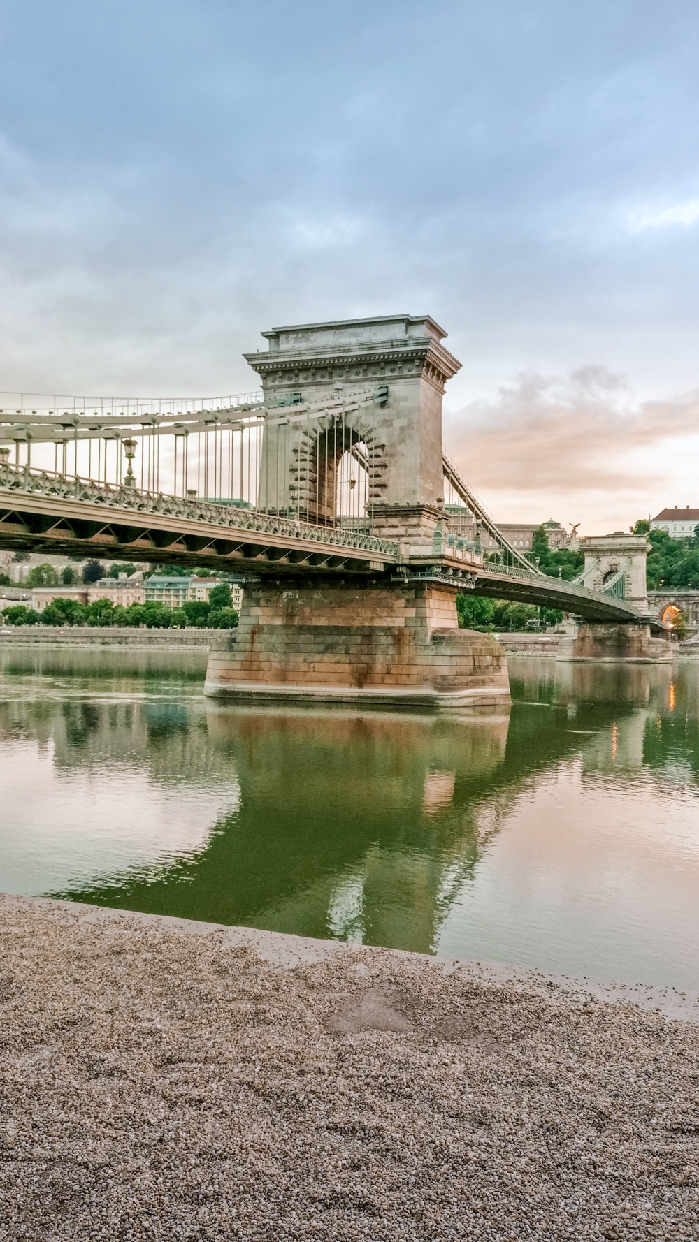 Chain Bridge - How to explore Budapest in 2 days? - a local's travel guide with prices and map   Aliz's Wonderland