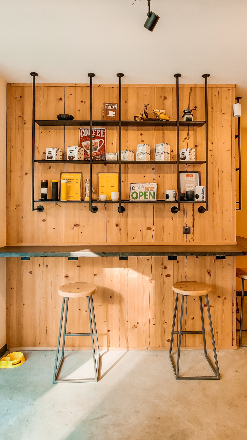 The Nook Specialty Coffeeshop - 10 must-visit stylish specialty coffee shops in Budapest, Hungary   Aliz's Wonderland