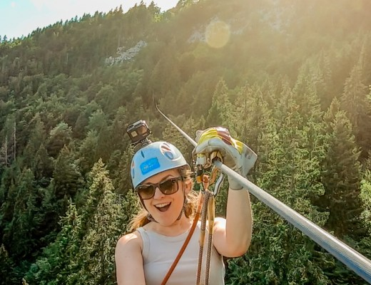 Must-try adventures and activities in Bovec and Soca valley, Slovenia - Canyoning, rafting and zipline | Aliz's Wonderland