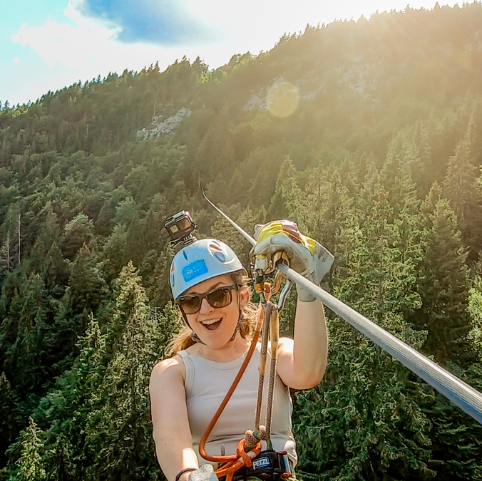 Must-try adventures and activities in Bovec and Soca valley, Slovenia – Canyoning, rafting and zipline | Aliz's Wonderland #travel #Slovenia #Bovec #Socariver #Soca