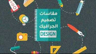 ابعاد الصور في التصميم