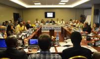 أشغال الملتقى الدولي الناجح للشبكة النقابية حول الهجرة بحوض المتوسط وجنوب الصحراء تتوج بإصدار إعلان الدار البيضاء.