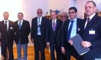 وفد برلماني مغربي يتباحث بستوكهولم مع رئيس البرلمان السويدي