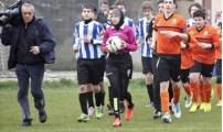 شهيدة السقافي حكمة مغربية محجبة تدير مباراة في بطولة إيطاليا لكرة القدم
