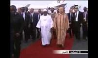 الملك محمد السادس يحل ببامكو عاصمة مالي