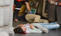 ثلاثة قتلى وجريح في اطلاق نار قرب متحف يهودي في بروكسيل