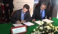 توقيع إتفاقيات شراكة بين وزارة الجالية و بعض جمعيات مغاربة العالم