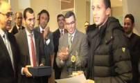 روبورتاج عن الافتتاح الرسمي للقنصلية الجديدة للمملكة المغربية بلييج البلجيكية
