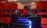 حضور  أنس بيرو  لتشكيل تمثيلية حزب  التجمع الوطني للاحرار ببلجيكا
