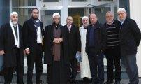 مسجدي ميخلن (السنة) و البراق بمدينة مالين البلجيكية يعقدان محاضرة نصرة للرسول عليه الصلاة والسلام.