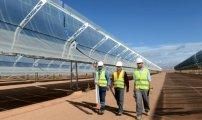 المغرب يستعد لأطلاق أكبر  محطة لانتاج الطاقة الشمسية في العالم