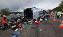حادثة سير خطيرة جنوب فرنسا تخلف مصرع 3 مغاربة وإصابة 6 آخرين بجروح