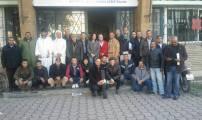 انتخاب الأستاذة والحقوقية إيمان الونطدي بالاجماع رئيسة جهوية لفرع المنتدى المغربي للديمقراطية وحقوق الانسان بجهة الرباط سلا القنيطرة.