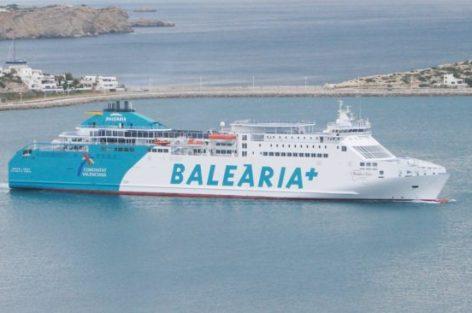 باخرة باليريا تترك أصداء و إنطباعات حسنة لدى زبنائها من أفراد الجالية المغربية المقيمة بالخارج خلال عملية عبور 2017 بميناء بني أنصار.