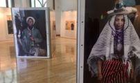 شهادات مؤثرة عن فنانة استثنائية في افتتاح معرض « على خطى ليلى العلوي ».