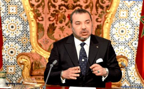 نص الخطاب الملكي السامي بمناسبة الذكرى الثانية والأربعين للمسيرة الخضراء.
