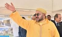 SM el Rey, Presidente del Comité Al-Qods, envía un mensaje al Secretario general de la ONU