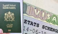 المغرب يحتل المرتبة  الثالثة  استفادة من التأشيرة الفرنسية