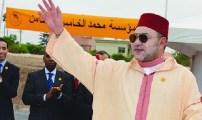 الملك محمد السادس يعطي انطلاقة العملية الوطنية للدعم الغذائي رمضان 1439
