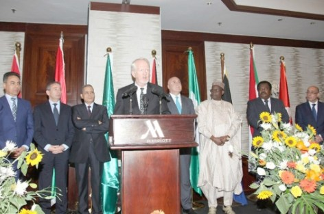 سفارة المغرب بالأردن تشارك في تخليد يوم إفريقيا