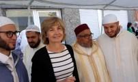 الجالية المسلمة ببلجيكا تحتفل بعيد الفطر المبارك في أجواء من الغبطة و السرور و البهجة.