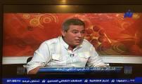 """فيديو، الناظوري """"علي أزحاف"""" ضيف ليالي الثقافة على قناة النيل الثقافية المصرية"""