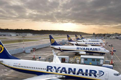Ryanair تعلن عن إلغاء 190 رحلة بسبب إضراب يوم الجمعة.