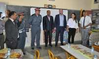 """مدينة أزرو.. شركة """"الظاهرة"""" الإماراتية تقدم هبة لمؤسسة تعليمية مغربية."""