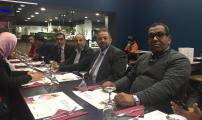 رجل الأعمال شاطر عبد الإله و رئيس المجلس الجماعي لبركان يشيدان بنجاح زيارة الوفد لبلجيكا.