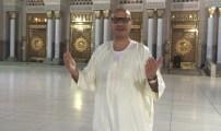 بالشفاء العاجل لزميلنا العزيز التيجيني محمد.