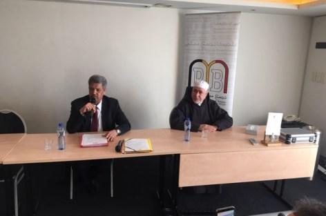 مؤسسة تجمع مسلمي بلجيكا تنظم لقاء تواصلي ناجح مع مسؤولي و أئمة مساجد المنطقة الفلمنكية.