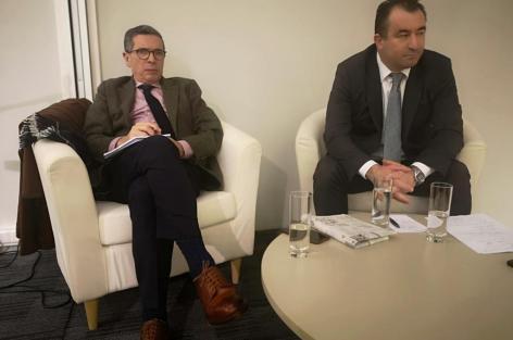 لقاء تواصلي مثمر لسفير المملكة المغربية ببلجيكا مع الجالية المغربية المقيمة بالمنطقة الفلمنكية.