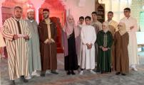 مواهب في تجويد القرآن الكريم بروكسسيل 2019