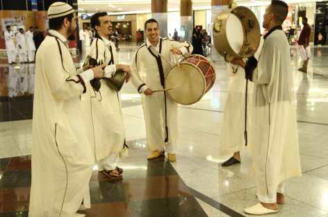 فعالية المغرب في أبوظبي تنطلق 17 أبريل.